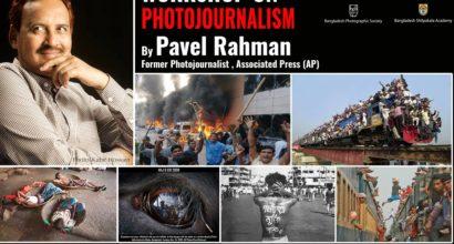 Workshop on Photojournalism